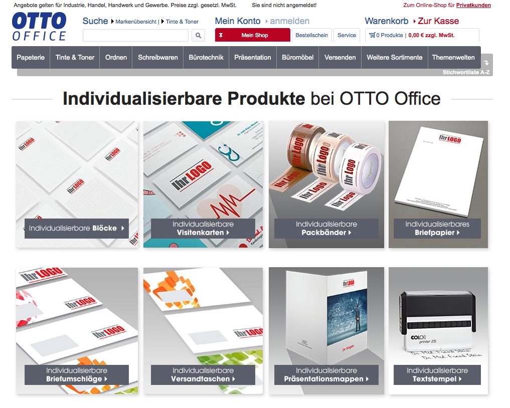 OTTO Office Druckerei