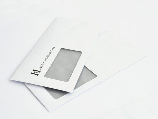 Briefumschlag Helios